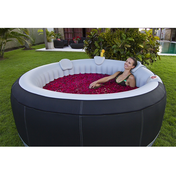 Spa gonflable 4 places s lection et avis spa gonflable - Avis jacuzzi gonflable ...