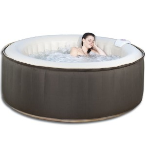 achat spa gonflable pas cher Ovale 4 places Aqua Spa de Ospazia